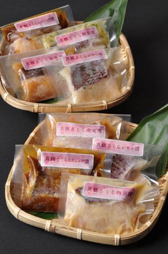 薩摩鮮風シリーズさくら彩り鯛